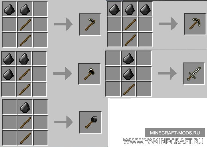Как можно сделать стекло в майнкрафте